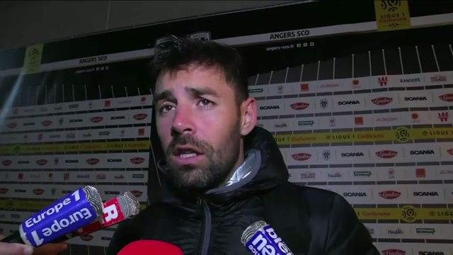 Foot - L1 - Angers : Mangani «On a embêté une belle équipe de Lyon»