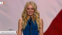 Tiffany Trump Criticized For Posting 'Tone Deaf' Glamour Shot Amid Puerto Rico Crisis