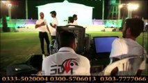 Building Projection Mapping in Pakistan  Laser lights Sound Show   Projection Mapping Part 1  Ziarat House