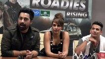 Neha Dhupia & Prince Narula at MTV Roadies Auditions in Ahmedabad|Auditions|Roadies