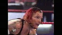 The Great Khali vs. Jeff Hardy Raw, Sept. 10, 2007