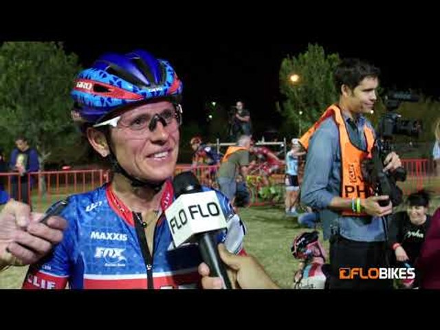 Katerina Nash Wins CrossVegas 2017