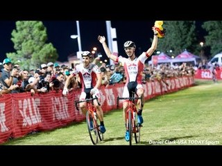 Laurens Sweeck & Diether Sweeck Finish 1-2 At CrossVegas