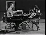 Buffy Sainte Marie & Pete Seeger - Little wheel spin and spin 1966