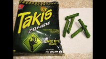 Takis Nitro & Zombie Flavored Chips