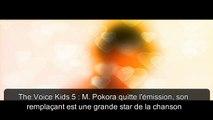 The Voice Kids 5  - M  Pokora quitte l'émission, son remplaçant est une grande star de la chanson-OleFc_PqQ1A