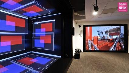 [Réalité Virtuelle] Découvrez le Technocampus Smart Factory à Saint-Nazaire