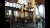 Amsterdam,  Oude Kerk Cathedral, The Netherlands