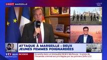 Nicolas Dupont-Aignan – Marseille: «C'est un acte de guerre. L'État ment aux Français»
