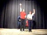Video Don Chisciotte de La Mancha - backstage