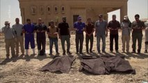 Irak - Les charniers de Daech - ARTE Reportage