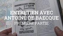 La rando dans tous ses états - Entretien avec Antoine de Baecque (première partie)