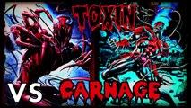 TOXIN VS. CARNAGE (CARNAGE VOL. 1) │ Comic History