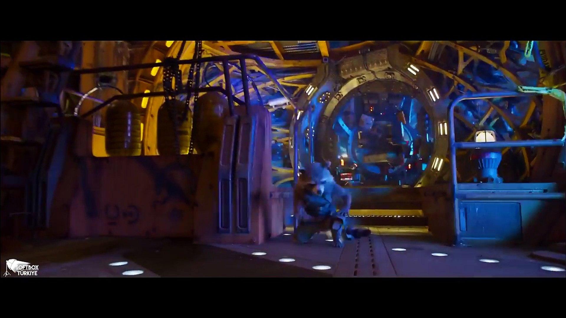 Galaksinin Koruyucuları Vol.2 | Groot ve Bomba | Klip (12/12) | HD