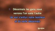 Charles Aznavour - Désormais KARAOKE / INSTRUMENTAL