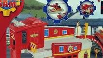 Fireman Sam / Strażak Sam - Dickie Toys - Odwiedź Remizę Strażacką Strażaka Sama! - 203099623