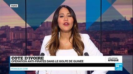 Opération anti-pirates dans le Golfe de Guinée