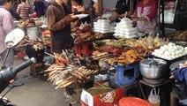 Amazing Street Food, Khmer Street Food, Asian Street Food, Cambodian Street food #93