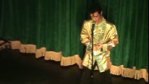 Alex Swindle sings 'You'll Never Walk Alone' Elvis Week 2015