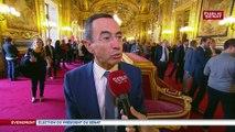 Présidence du Sénat : Gérard Larcher « est l'incarnation du Sénat » pour Bruno Retailleau, président du groupe LR au Sénat