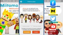 Miitomo App Gameplay Walkthrough PART 1 Features, Miifoto, Mii Maker
