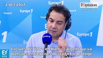 En l'état, la réforme de l'ISF ne convient pas à François Bayrou