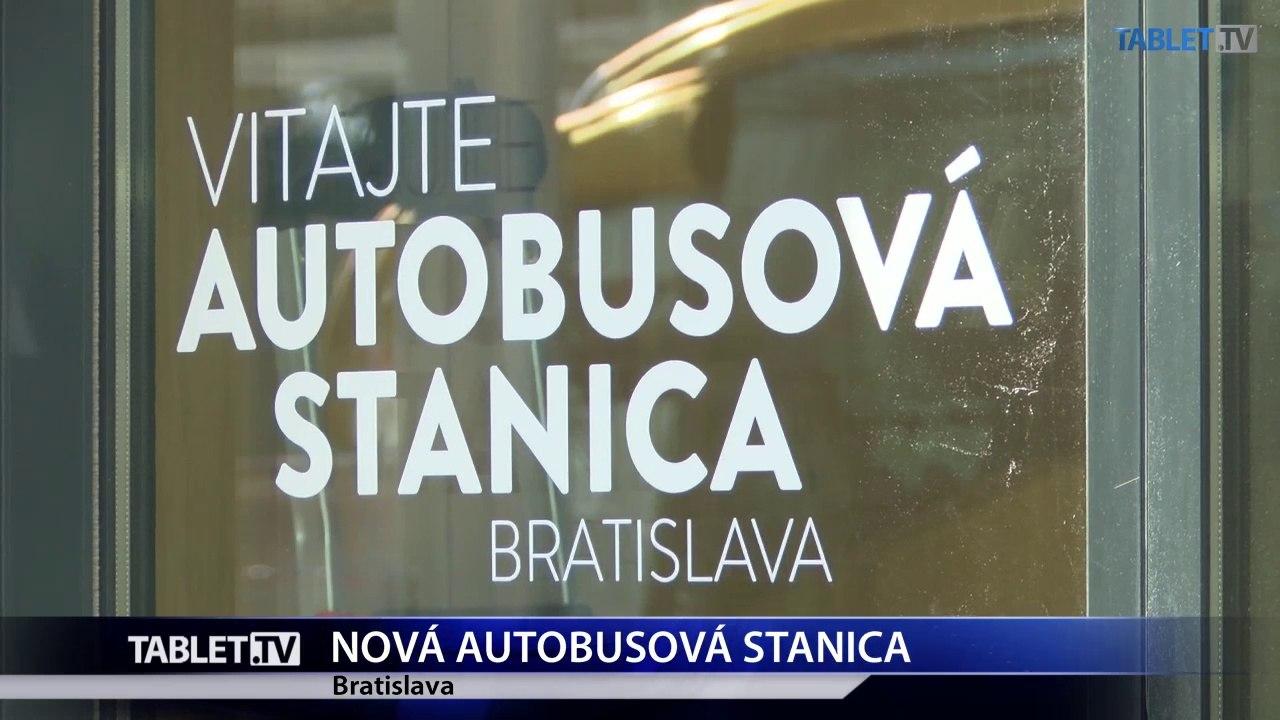 S asanáciou autobusovej stanice v Bratislave chcú začať o pár dní