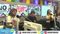 Quand la série Friends s'invite chez Bruno (02/10/2017) - Bruno dans la Radio