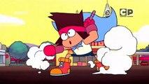 Cartoon Network Arg  Promo  OK, K.O.!  Seamos Héroes  - Estreno 18 de Septiembre