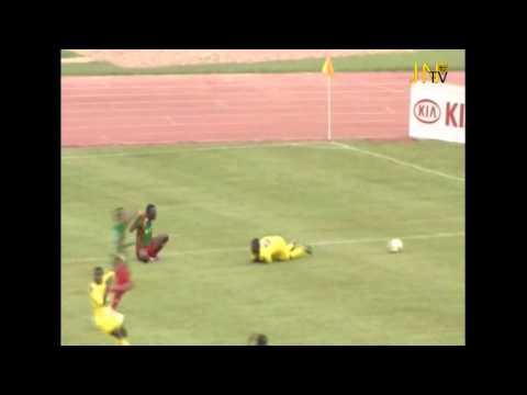 But de Bouah Koffi contre l'Africa Sports