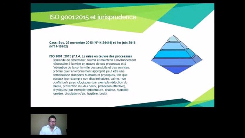 ISO 9001 et SST