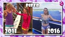 Célébrité Disney Avant et Après 2016 (Avant et Après Stars Disney)