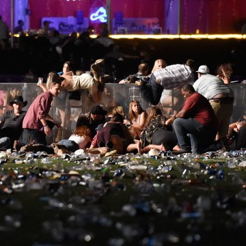 "President Trump calls Las Vegas attack ""an act of pure evil"" [Mic Archives]"