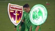 0-1 Paul Batin Goal Romania  Divizia A - 02.10.2017 FC Voluntari 0-1 Concordia Chiajna