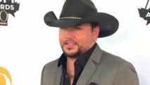 Jason Aldean Reacts To Vegas Shooting