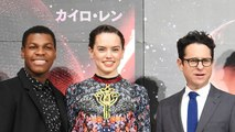 John Boyega Happy J.J. Abrams is Helming 'Episode 9'