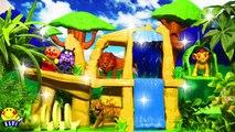 アンパンマン おもちゃアニメ★恐竜と動物 たまごのねんど★メルちゃんのお店屋さんごっこ遊び★野菜や果物の食べ物クイズ!車でおでかけだ★ アンパンマン号 surprise eggs toy play