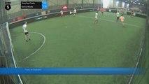 Faute de Benjamin - Team Des Fratés Vs Konica Minolta - 02/10/17 20:00 - Bezons (LeFive) Soccer Park