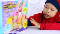 Mainan Anak Kreasi Pasir ❤ Motion Sand ❤ Keren dan Bagus Banget