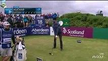 WHAT THE HECK WAS THAT HA! HA! HA! HA! HA! HA! 27 Golf Shot Fails 2017 Aberdeen Asset Scottish Open