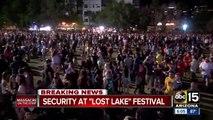 Las Vegas shooting raises concerns over Arizona events