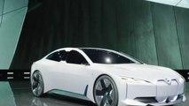 BMW i vision Dynamics | IAA 2017 | Frankfurt motor show | top gear | top 10s