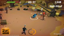 Into the Badlands Blade Battle - Android Gameplay - Official Game Of AMC Into The Badlands