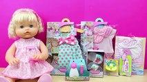 Juguetes de Nenuco en español | Ropa y accesorios para la Bebé Nenuco Daniela | Vestir muñecas