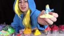Smurfs e a Vila Perdida no Mc Donalds (Mc Lanche Feliz, Brinquedo, Coleção, Desenho)