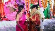 Tanishaa Mukerji At Durga Pooja 2017 _ Tanishaa Mukerji Attends Durga Puja _ Navratri 2017-STmynwcsQo0