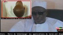 serigne cheikh saliou fait pleurer Cheikh Amar