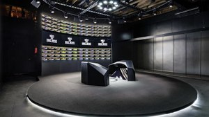 This Nike VIP Lab Lets You Design Shoes Right On Your Feet
