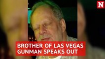 Las Vegas shooting: 'Shocked, horrified, dumbfounded', says Stephen Paddock's brother