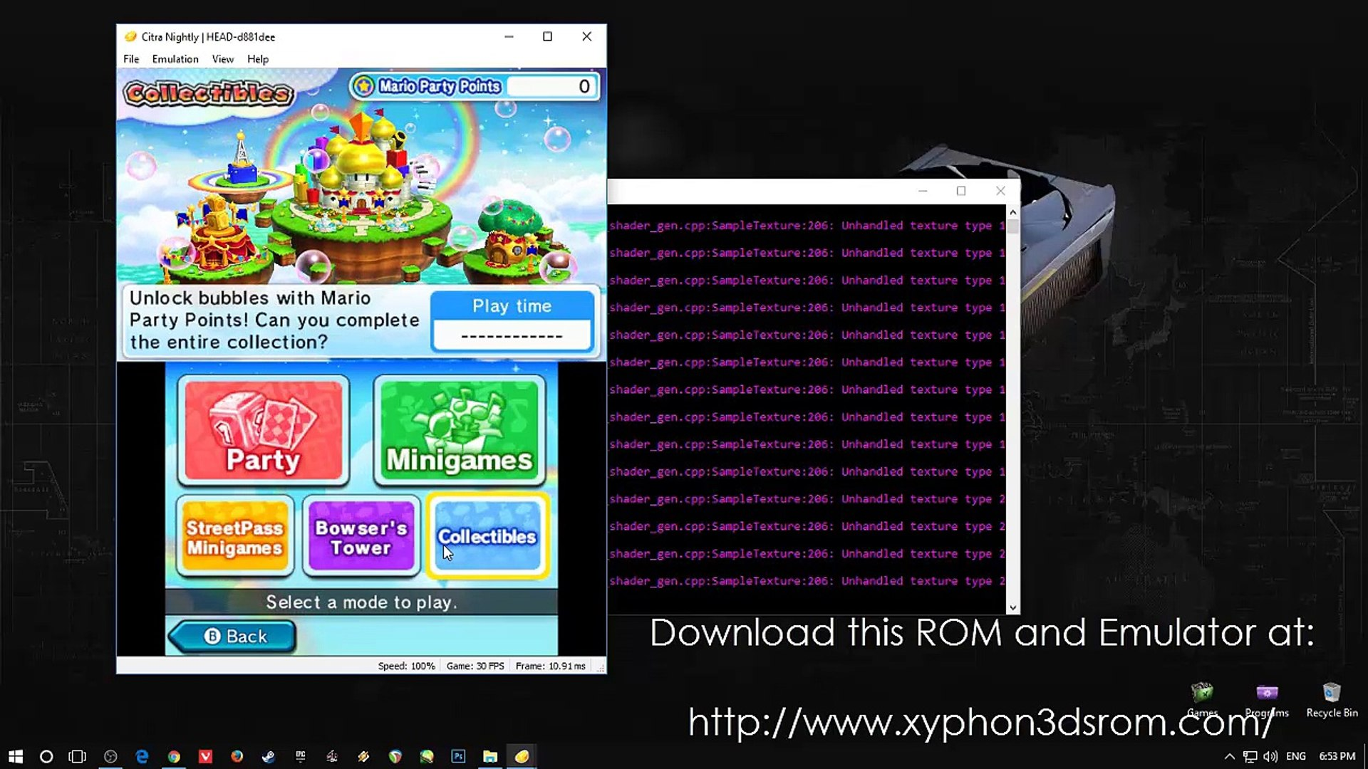 Mario Party Island Tour 3ds Rom Emulator Citra Download